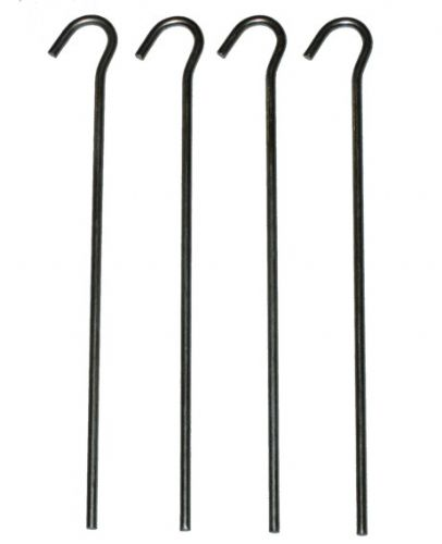 4pc Large Tent Pegs